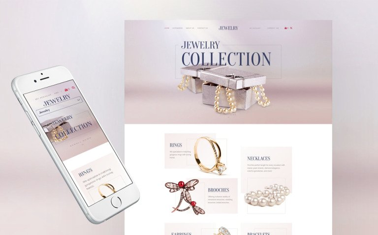 Jewelry - Luxury Collection Shopify Theme New Screenshots BIG