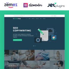 seo company wordpress template