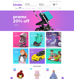 Shopify Themes #62403 | TemplateDigitale.com
