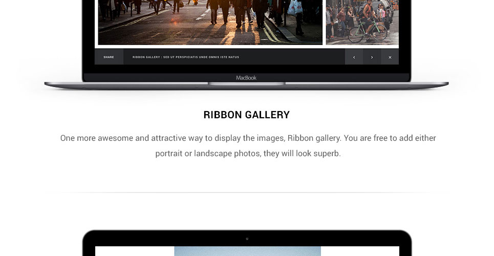 Website Design Template 62408 - photography photos camera pictures art gallery digital cameras company models