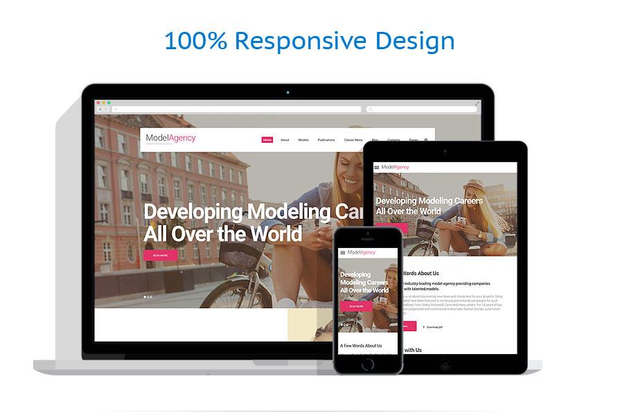 Modèles HTML5 Mode #62438