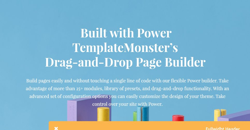 SmallSteps - Kindergarten Responsive WordPress Theme WordPress Theme