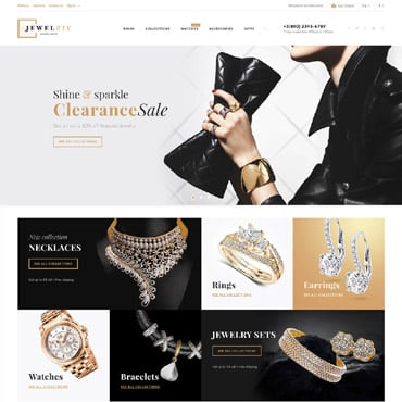 Preview image of Jewelrix - Jewelry & Beauty Items