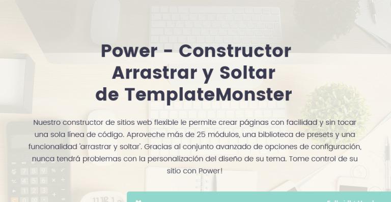 Tema de WordPress #62455 para Sitio de Diseño Web