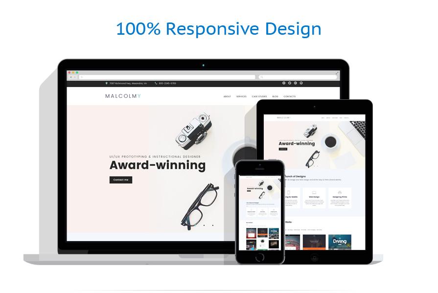Thèmes WordPress Web design #62455
