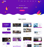 Website Templates #62466 | TemplateDigitale.com