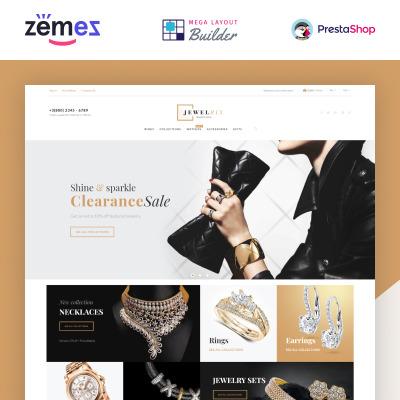 Temi prestashop per siti di gioielli for Siti cinesi gioielli