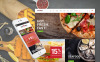 Responsive Magento Thema over Levering diensten  New Screenshots BIG