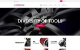 Responsive Shopify Thema over Auto-onderdelen