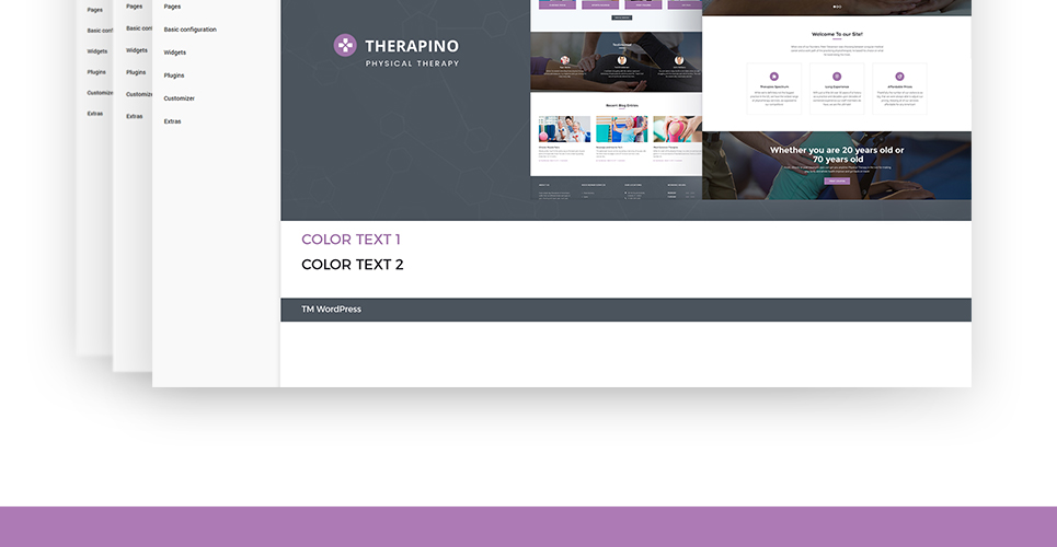 Reflexology WordPress Theme