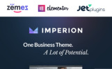 """Imperion - Multipurpose Corporate"" 响应式WordPress模板"
