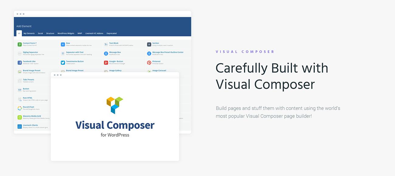 Tema de WordPress #62666 para Sitio de Consultoría