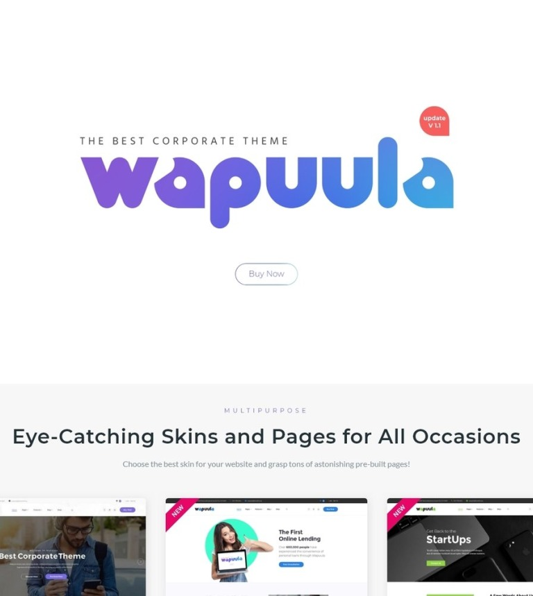21+ Popular Drag and Drop WordPress Themes & Templates 2019 [ Download Now ]