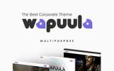 Wapuula - Tema WordPress multifunzione per aziende