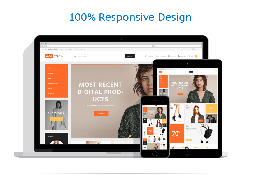WooCommerce Themes Affaires #63000