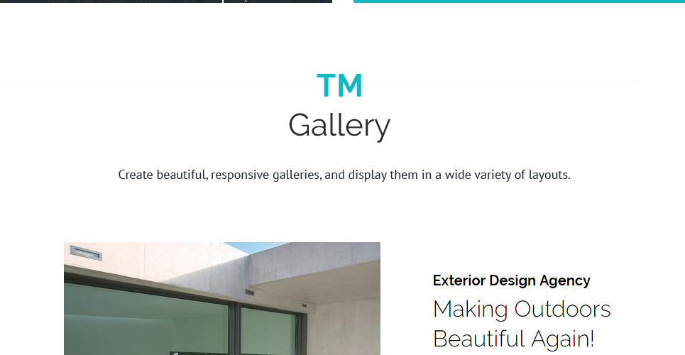 Exterior design wordpress theme 63351 for Online exterior design services