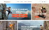 Responsivt Magento-tema för Sport, utomhus & resa New Screenshots BIG