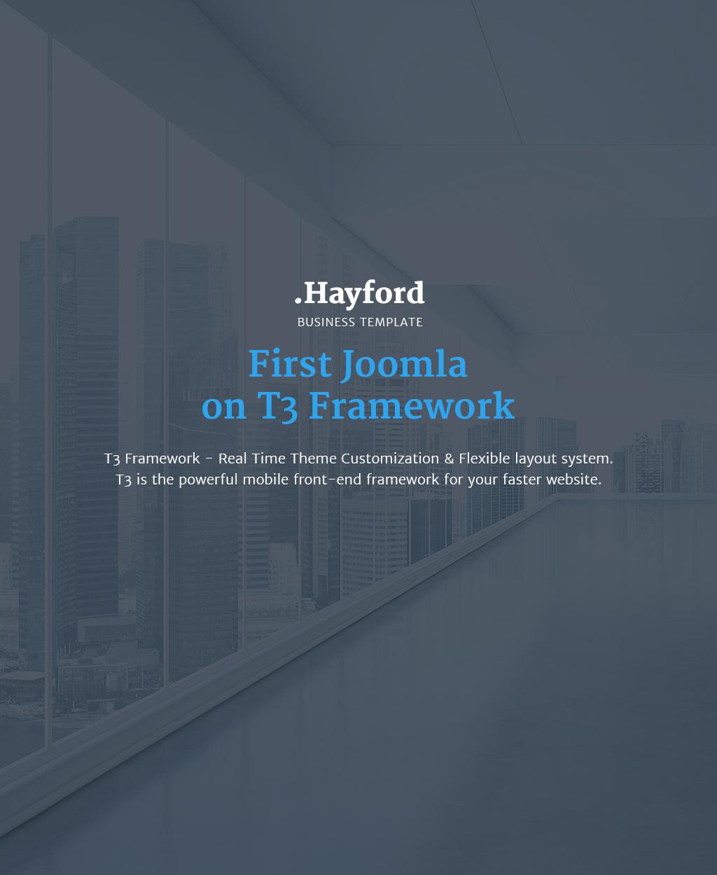 Адаптивный Joomla шаблон №63392 на тему финансовые консультации