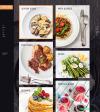 Адаптивный Joomla шаблон №63394 на тему кулинария New Screenshots BIG