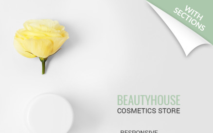 BeautyHouse - Cosmetics Store Shopify Theme