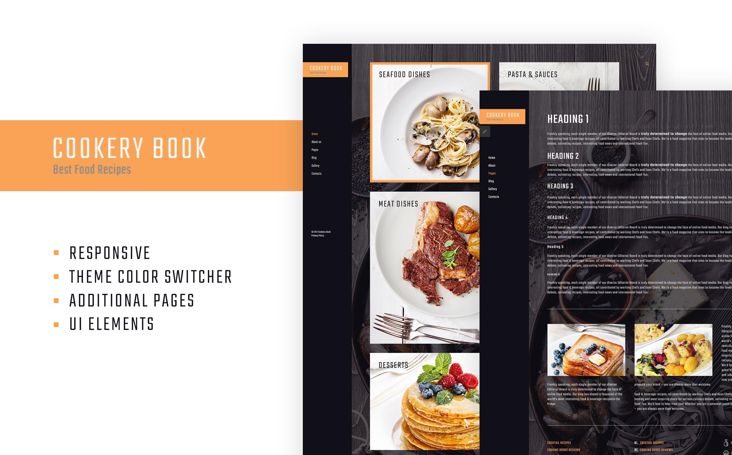 Cooking responsive joomla template 63394 forumfinder Images