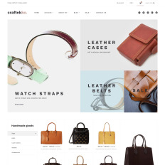 handbag bootstrap themes templatemonster