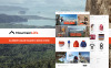 Modello Magento Responsive #63398 per Un Sito di Sport, Viaggi e Hotel New Screenshots BIG
