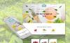 "PrestaShop шаблон ""Tearider - Herbal & Spiced Tea Responsive"" New Screenshots BIG"