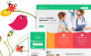 Responsive Çocuk Doktoru  Wordpress Teması New Screenshots BIG