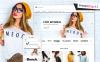 Responsive PrestaShop Thema over Modewinkel New Screenshots BIG