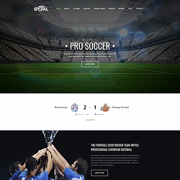 Preview image of Soccer Club Premium