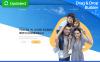 Адаптивний MotoCMS 3 шаблон на тему страхування New Screenshots BIG