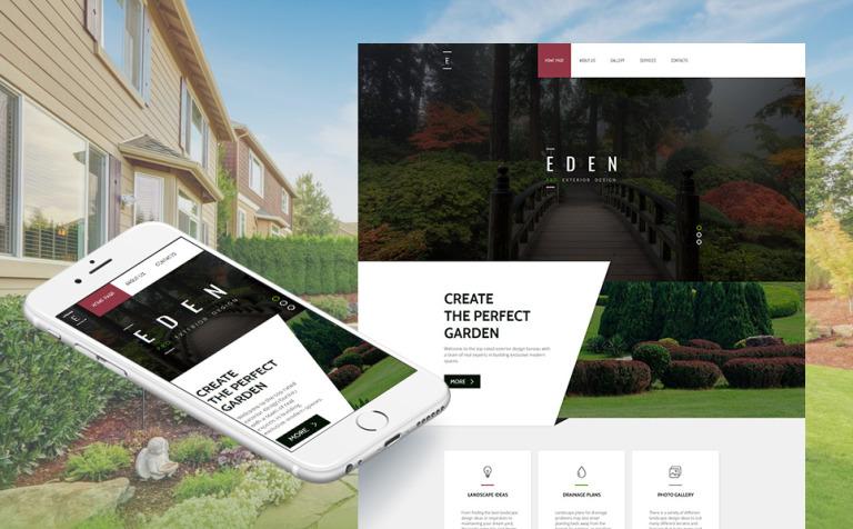 Garden Design Moto CMS HTML Template #63447 on garden park logos, garden club logos, garden logos design, garden nursery logos,