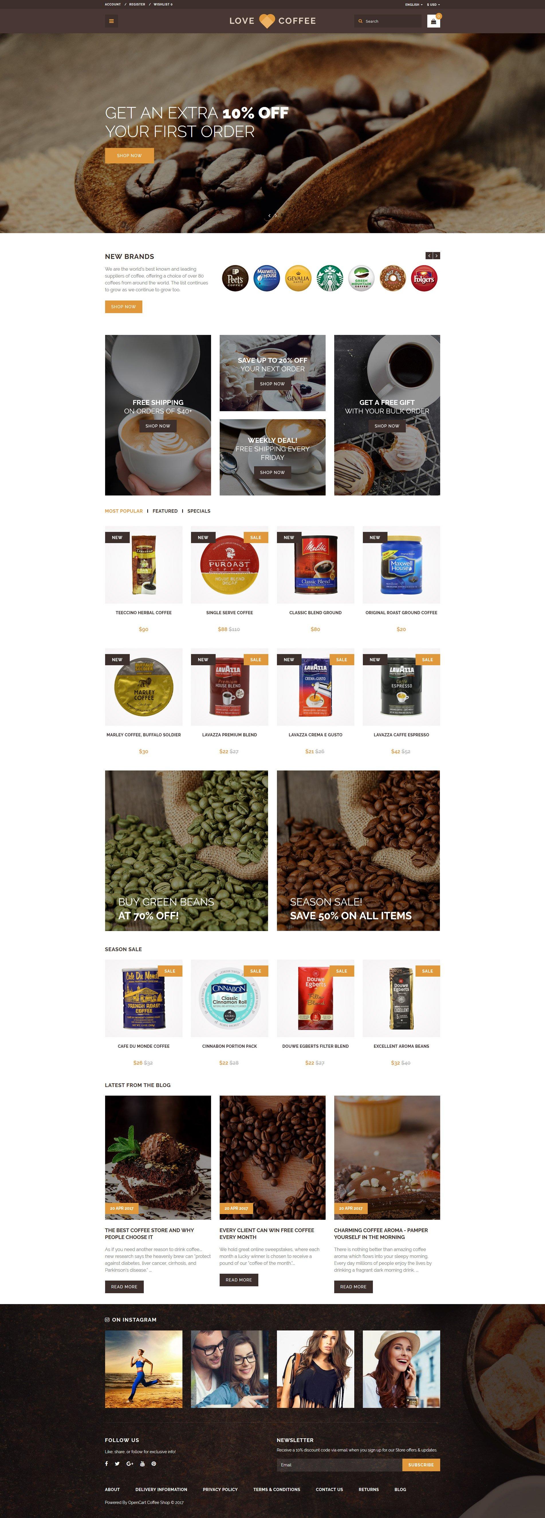 Love Coffee - Coffee House №63413 - скриншот