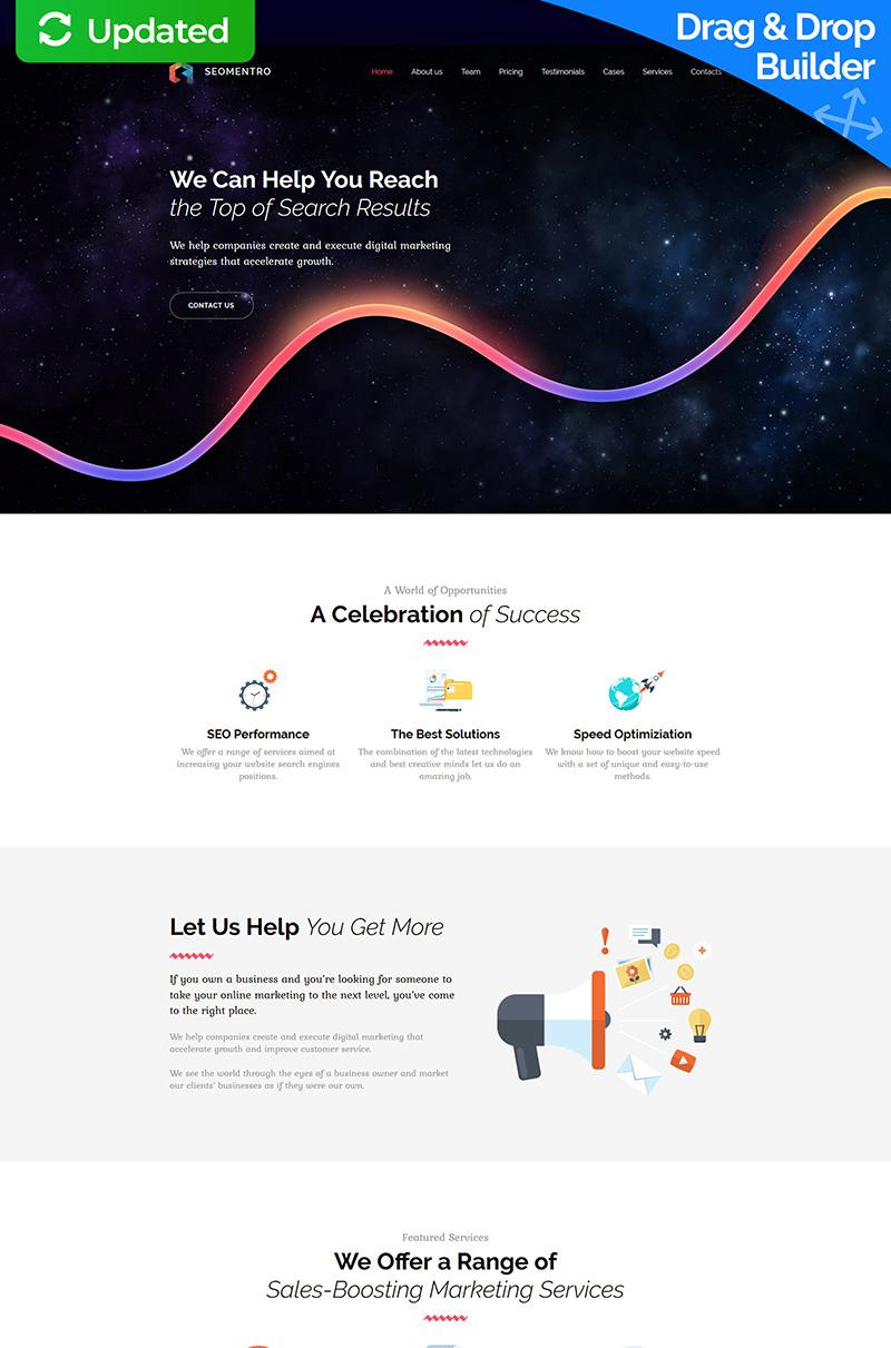 Seomentro - SEO & Digital Marketing Agency №63461