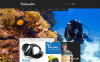 Szablon X-Cart #63415 na temat: nurkowanie New Screenshots BIG