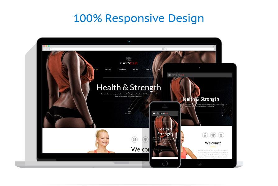 Modèles HTML5 Sport #63500