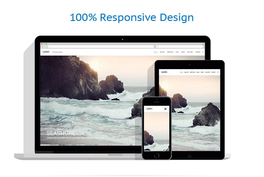 Modèles HTML5 Art et Photographie #63501