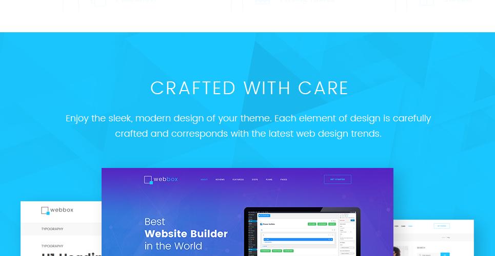 Tema de WordPress #63548 para Sitio de Desarrollo web