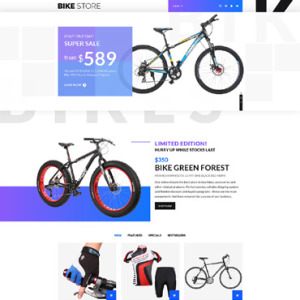 Screenshot of Cycle Racing Bike