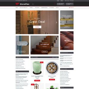 Screenshot of Store Flex Building