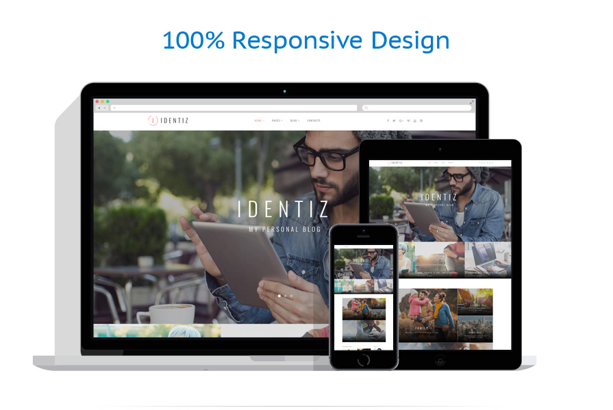 Thèmes WordPress Personal pages #63592
