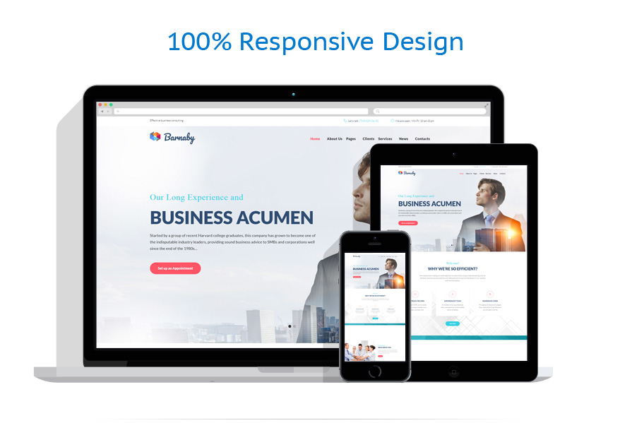 Thèmes WordPress Affaires #63598