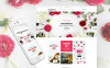 Адаптивный Shopify шаблон №63571 на тему магазин косметики New Screenshots BIG