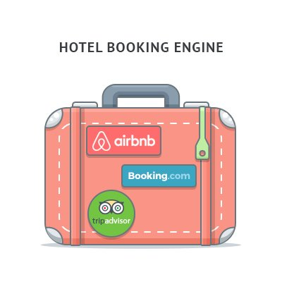 Hotel Booking Engine №63518