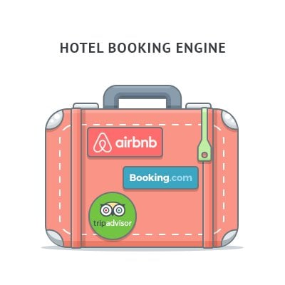 """Hotel Booking Engine"" - WordPress плагін №63518"