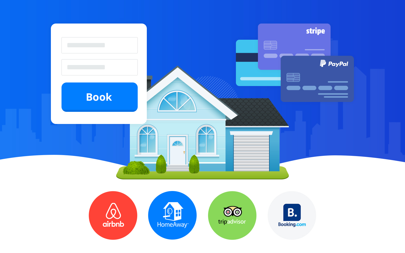 Hotel Booking Engine WordPress Plugin Plugin WordPress №63518