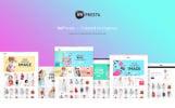 imPresta - Багатофункціональній PrestaShop шаблон