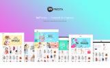 imPresta - многоцелевой PrestaShop шаблон