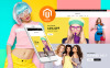 Magento тема магазин одежды №63586 New Screenshots BIG